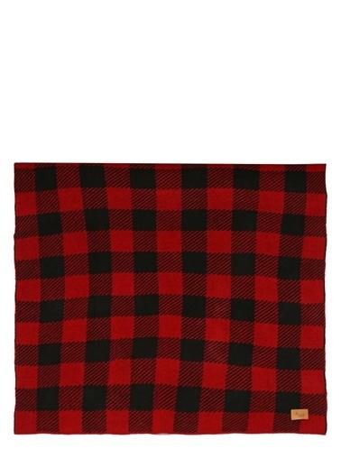 Beymen Home Battaniye Kırmızı